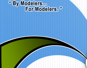 for modelers by modelers motto
